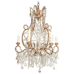 Early 20th Century Italian Chandelier