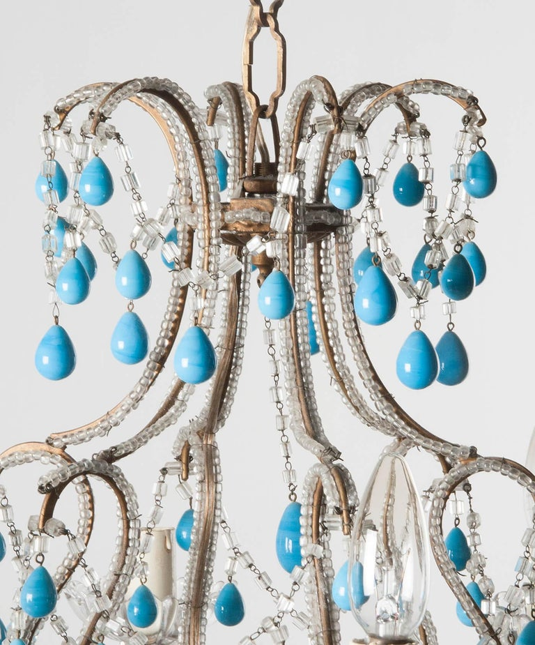 Other Early 20th Century Italian Murano Chandelier Glass Drops