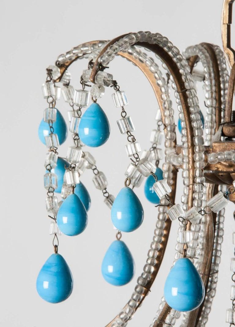 Early 20th Century Italian Murano Chandelier Glass Drops In Good Condition In Casteren, Noord-Brabant
