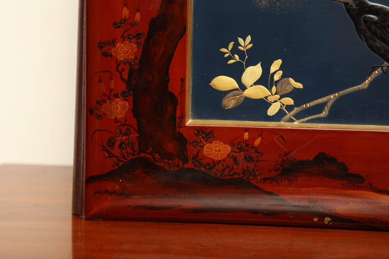 Early 20th Century Japanese Lacquer Album For Sale 1