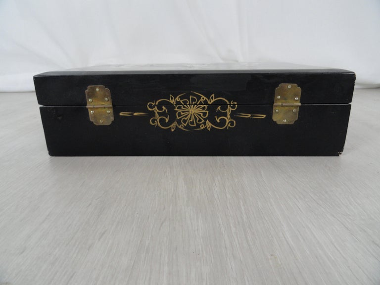 Early 20th Century Jewelry Box For Sale 3