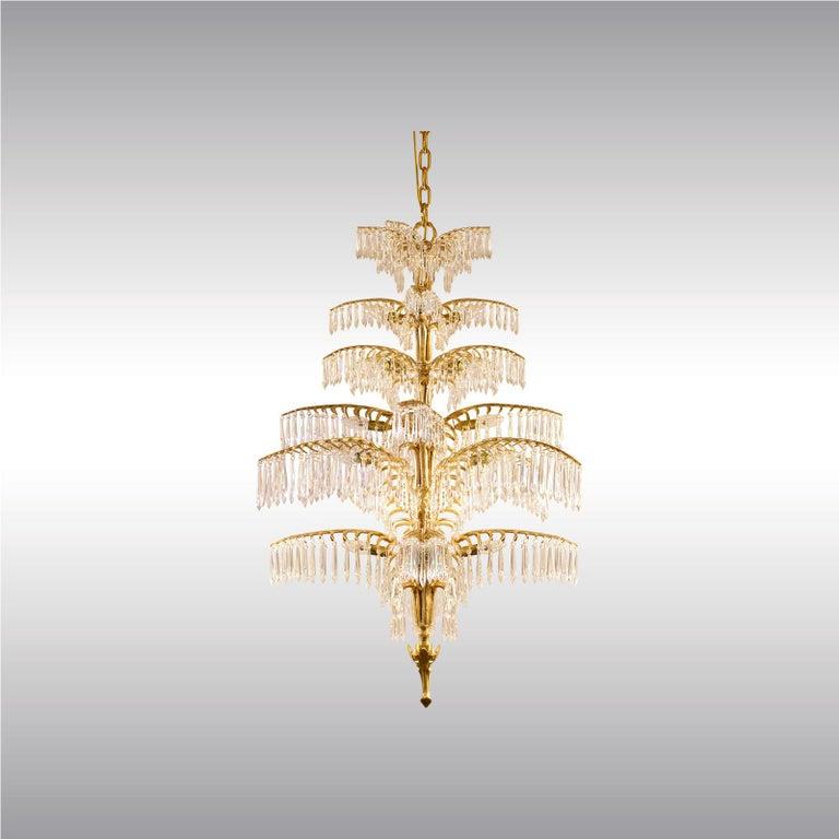 Austrian Josef Hoffmann Ceiling Lamp