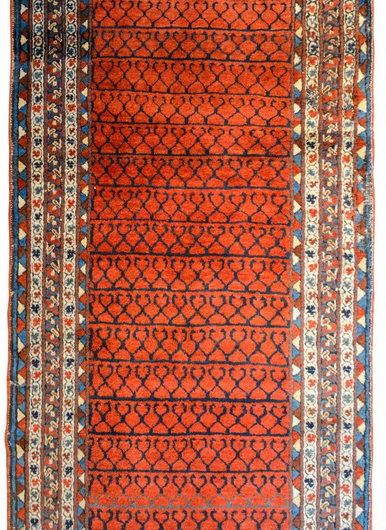 Tribal Early 20th Century Karabak Runner For Sale