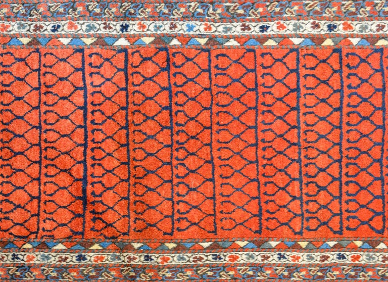 Early 20th Century Karabak Runner In Good Condition For Sale In Chicago, IL
