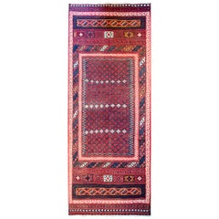 Early 20th Century Khorasan Sumak Rug