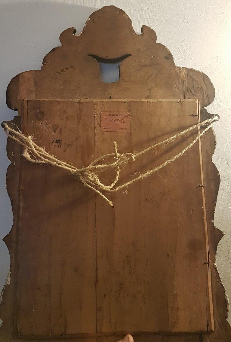 Early 20th Century Liberty's Syrian Moorish Wall Mirror For Sale 4