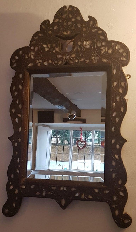 Early 20th Century Liberty's Syrian Moorish Wall Mirror For Sale 6