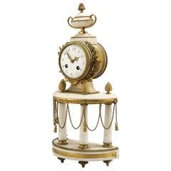 Early 20th Century Louis XVI-Style Pendulum Clock