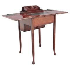 Early 20th Century Mahogany Metamorphic Writing Table