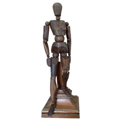 Early 20th Century Mannekin Lay Model