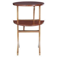 Early 20th Century Metamorphic Mahogany Occasional Table