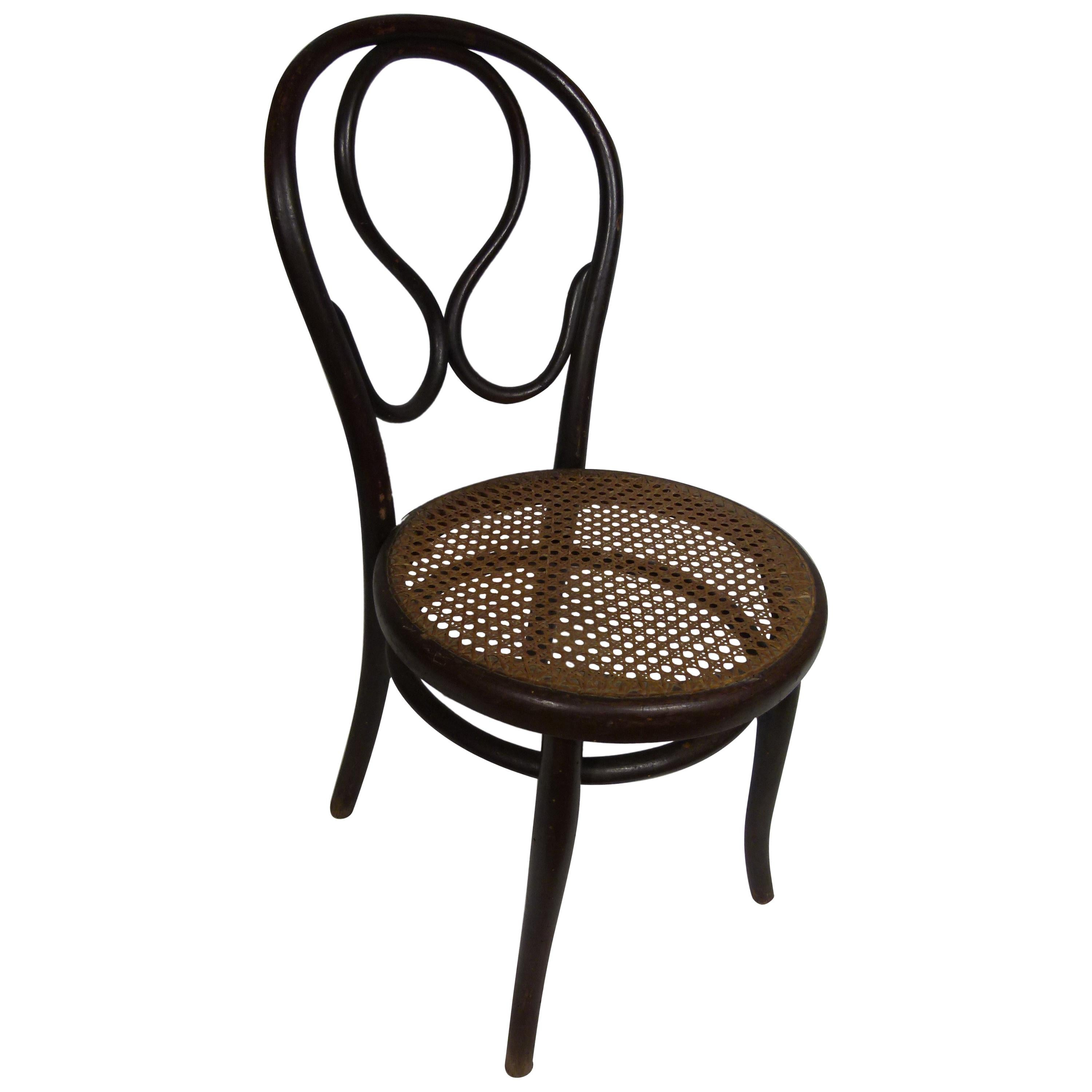 Early 20th Century Michael Thonet Chair