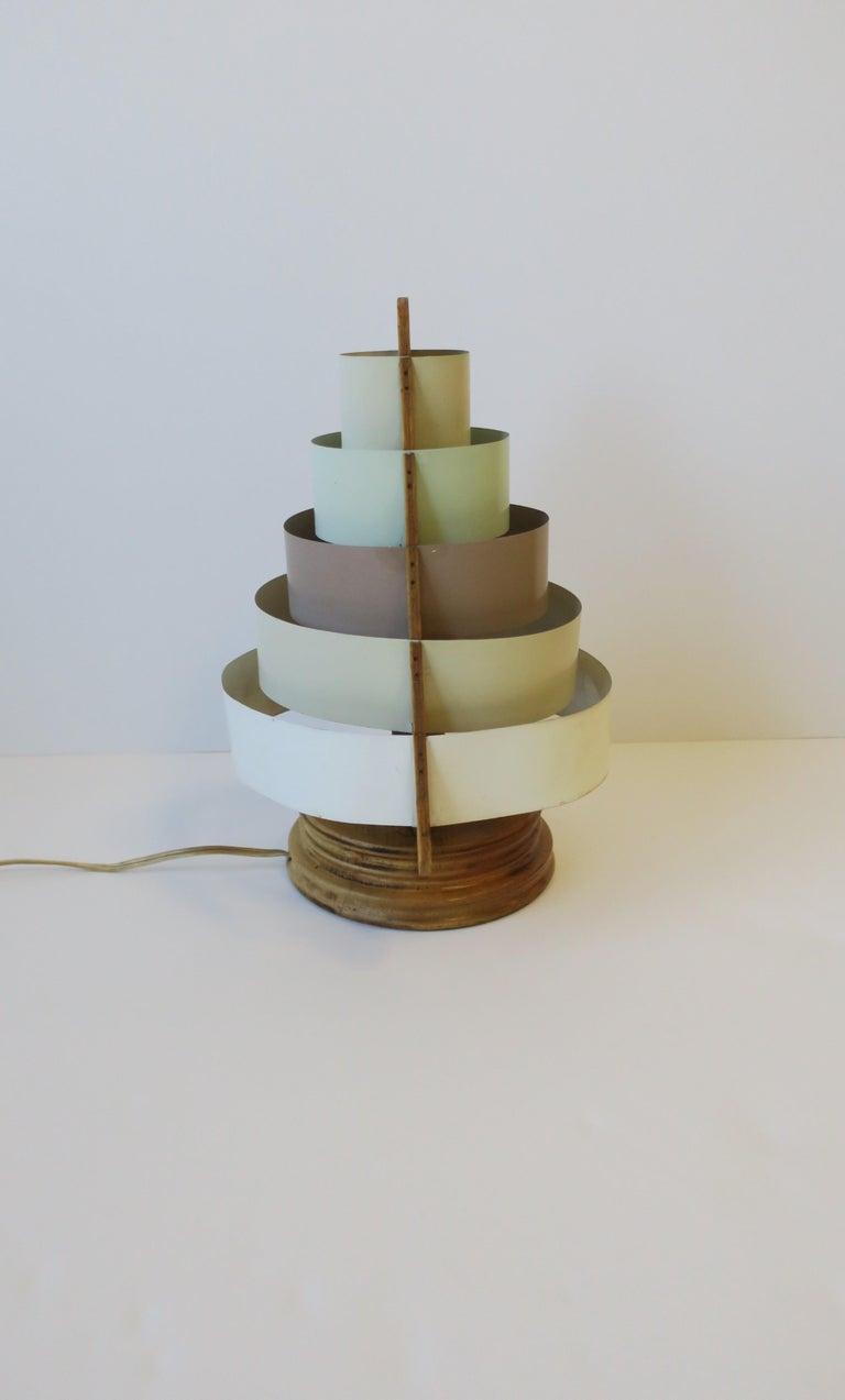 Art Deco Modern Desk or Table Lamp For Sale 6