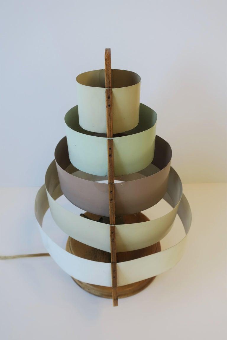 Art Deco Modern Desk or Table Lamp For Sale 8