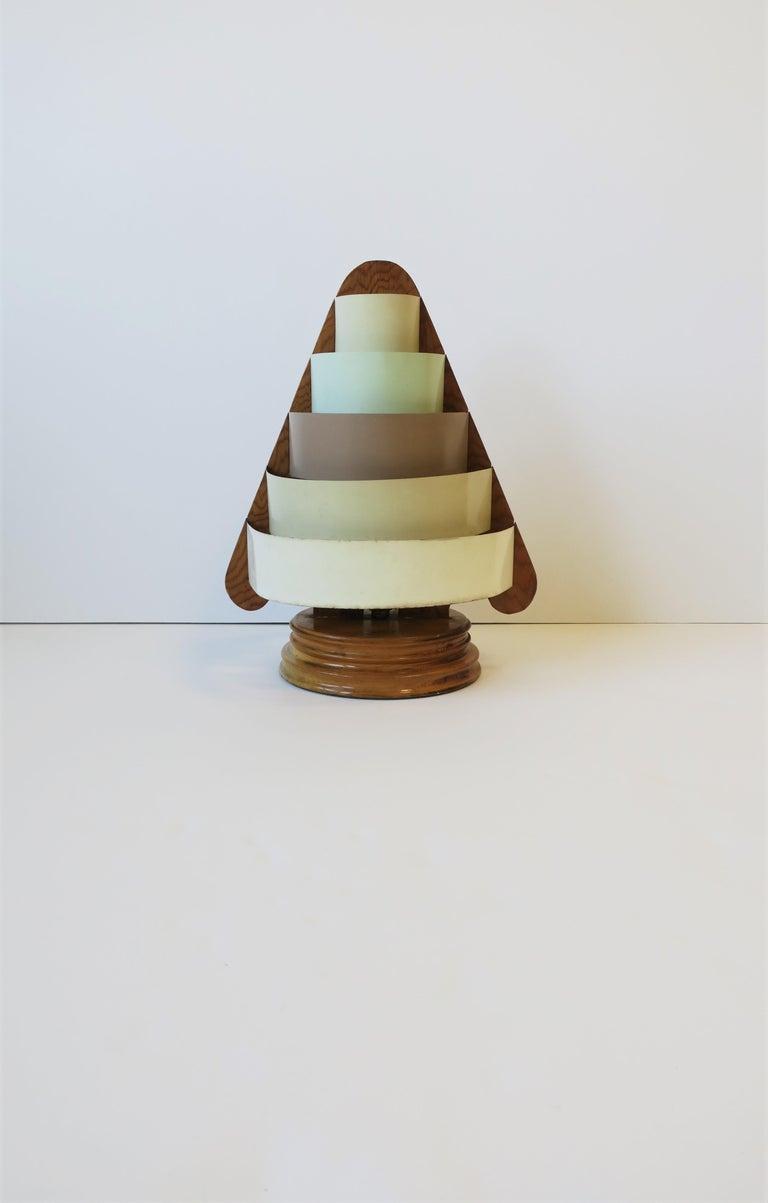 American Art Deco Modern Desk or Table Lamp For Sale