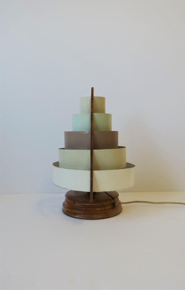 Art Deco Modern Desk or Table Lamp For Sale 4