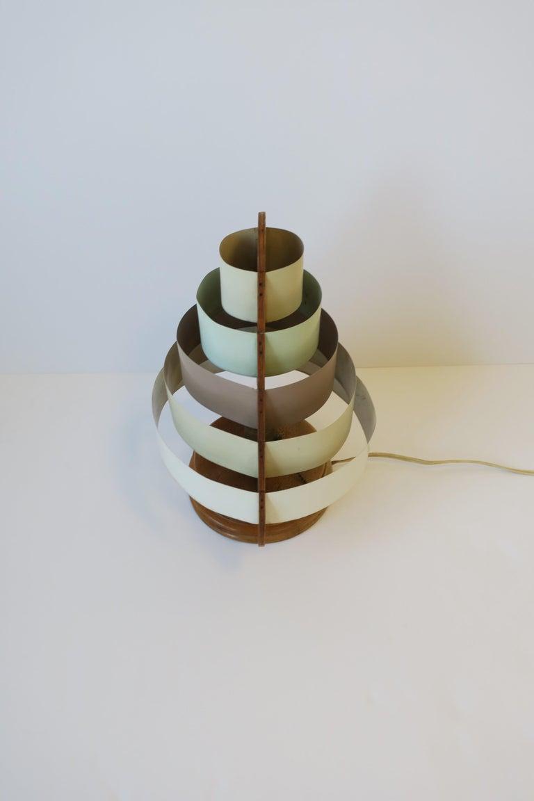 Art Deco Modern Desk or Table Lamp For Sale 5