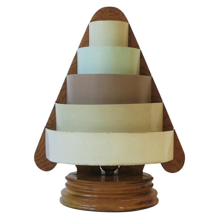 Art Deco Modern Desk or Table Lamp For Sale