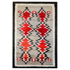 Early 20th Century Navajo Rug