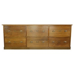 Wood Apothecary Cabinets