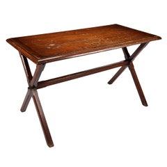 Early 20th Century Oak Tavern Table