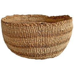 Early 20th Century Pacific NW Native American Basket