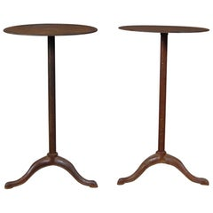 Early 20th Century Pair of Stockman Paris Side or Retail Display Tables