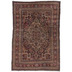 Early 20th Century Persian Kerman Carpet