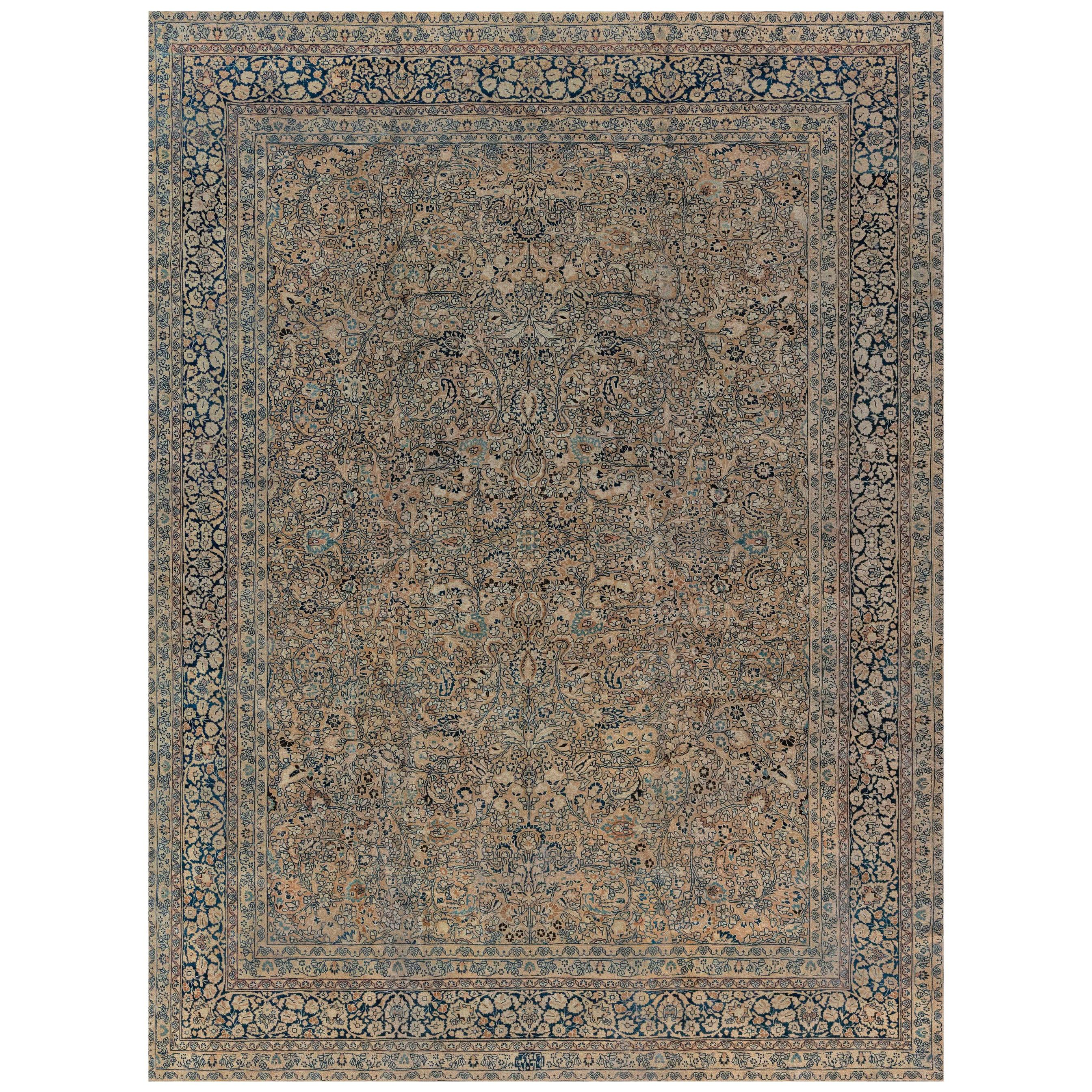 Late 19th Century Khoran Rug From