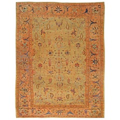 Early 20th Century Persian Sultanabad Rug