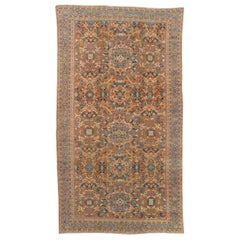 Early 20th Century Persian Ziegler Sultanabad Rug