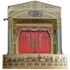 Early 20th Century Pollock's Toy Theatre