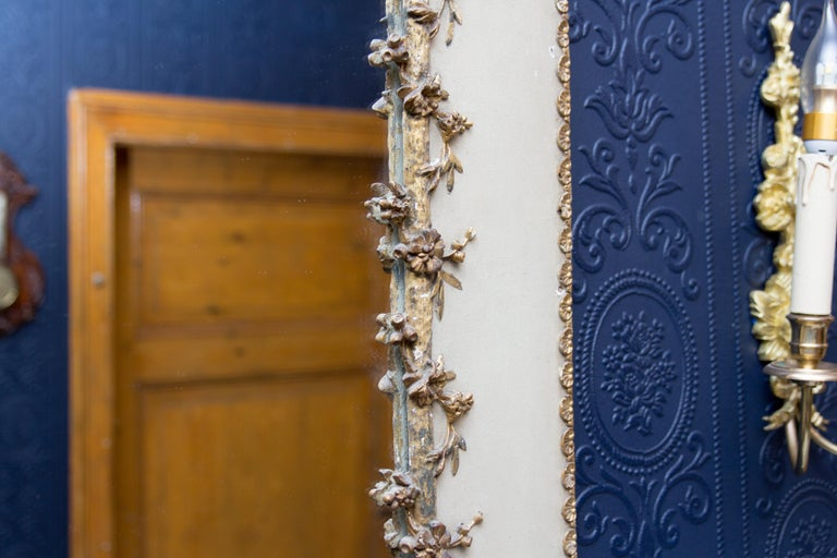 Early 20th Century Rococo Style Mirror or Picture Frame For Sale 5