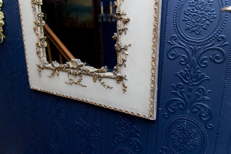 Early 20th Century Rococo Style Mirror or Picture Frame For Sale 6