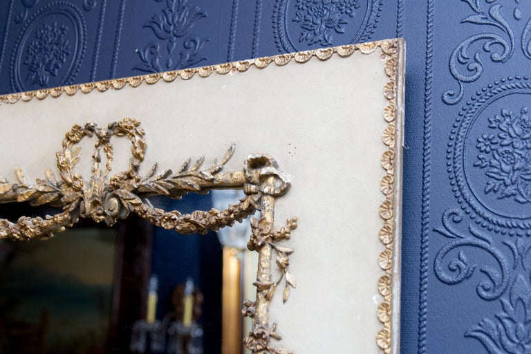 Early 20th Century Rococo Style Mirror or Picture Frame For Sale 7