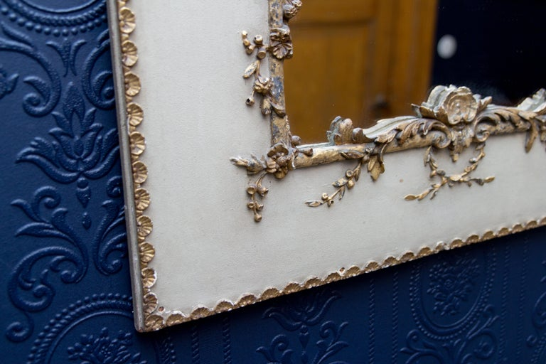 Early 20th Century Rococo Style Mirror or Picture Frame For Sale 9