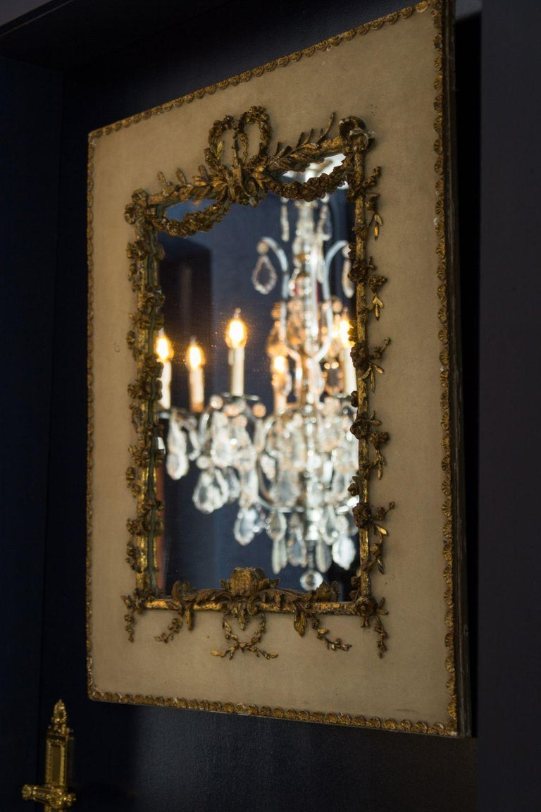 Early 20th Century Rococo Style Mirror or Picture Frame For Sale 11