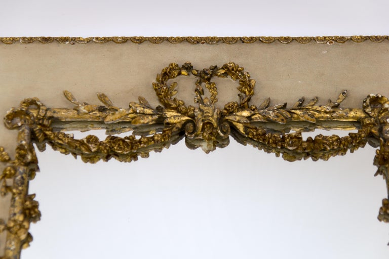 Belgian Early 20th Century Rococo Style Mirror or Picture Frame For Sale
