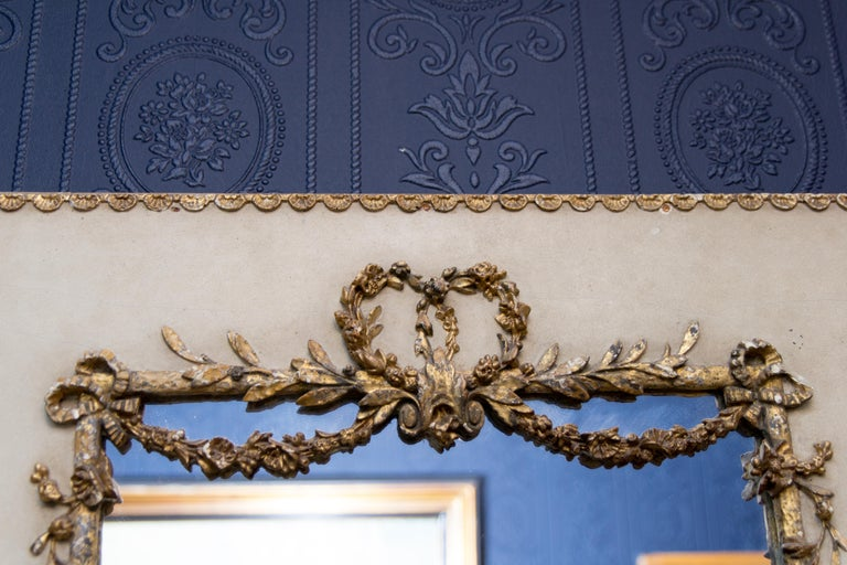 Early 20th Century Rococo Style Mirror or Picture Frame For Sale 2