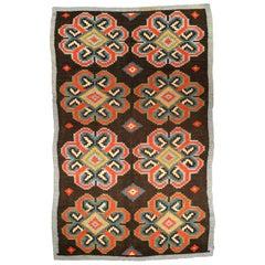 Early 20th Century Russian Bessarabian Carpet