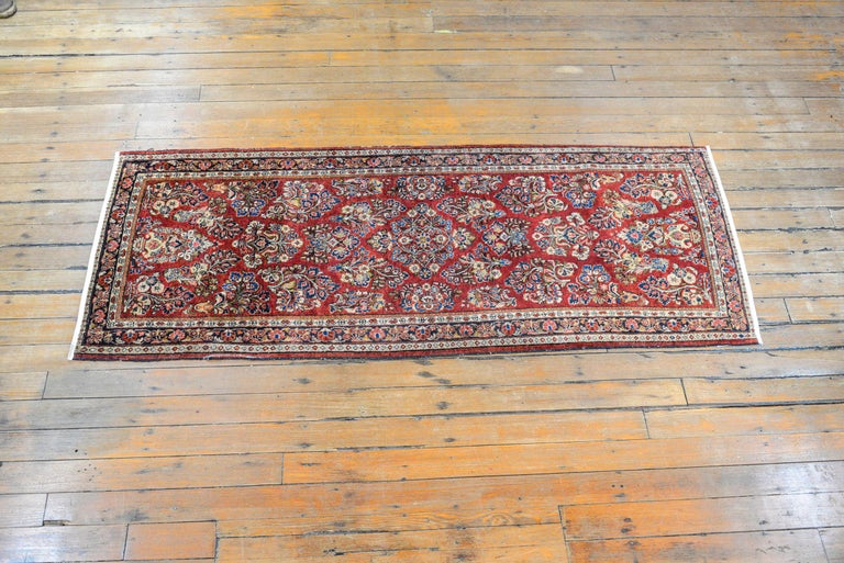 Early 20th Century Sarouk Rug For Sale 2