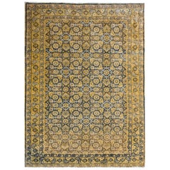 Early 20th Century Senneh Rug