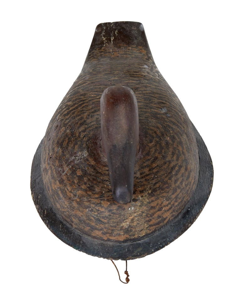 Fine quality piece of Scandinavian Folk Art, circa 1900.