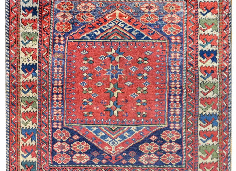 Tribal Early 20th Century Sparta Rug For Sale