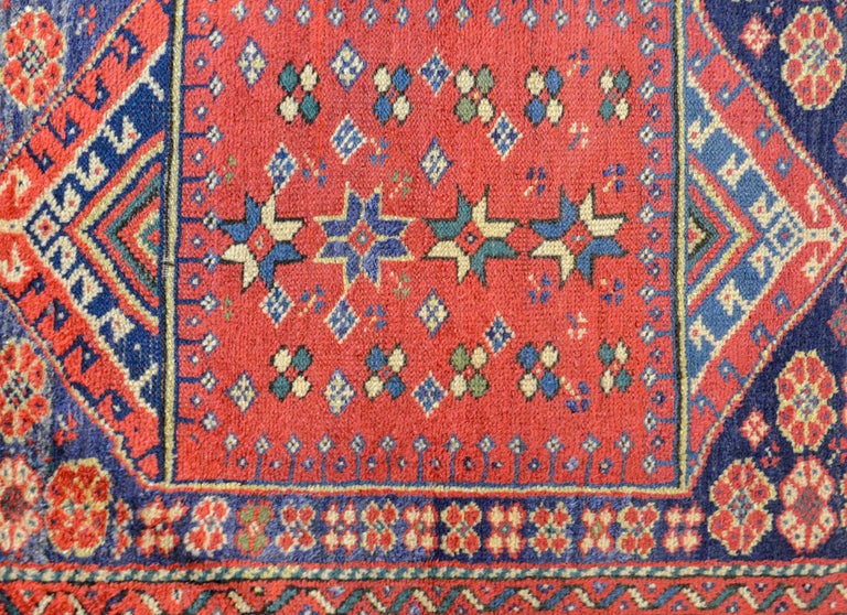Turkish Early 20th Century Sparta Rug For Sale