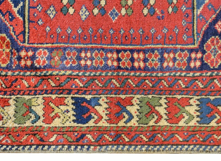 Wool Early 20th Century Sparta Rug For Sale