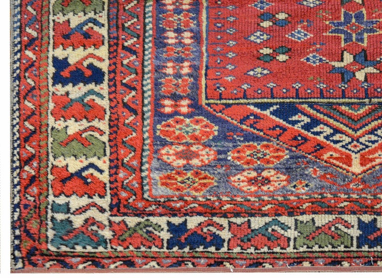 Early 20th Century Sparta Rug For Sale 1