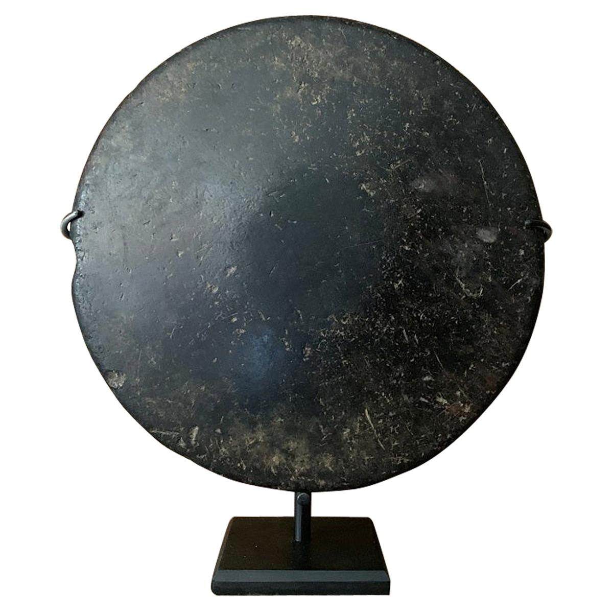 Early 20th Century Stone Disc