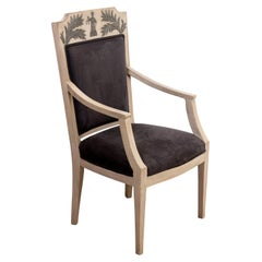 Early 20th Century Swedish Desk Chair