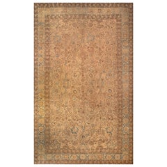 Early 20th Century Tabriz Handmade Rug